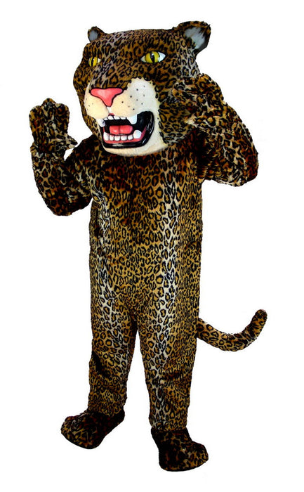 T0021 Jaguar Mascot Costume (Thermolite)