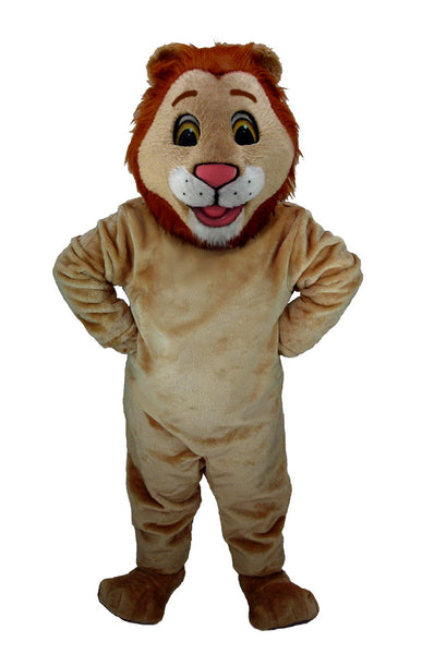 T0028 Happy Lion Mascot Costume (Thermolite)