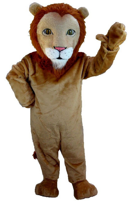 Lion Costume Mascot School Mascot T0030