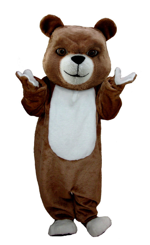T0050 Papa Brown Bear Mascot (Thermolite)