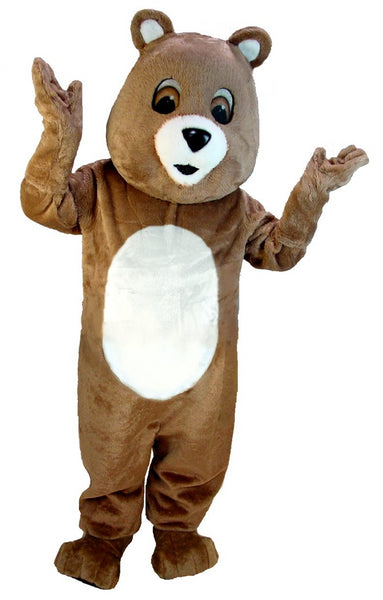 T0051 Brown Bear Mascot (Thermolite)