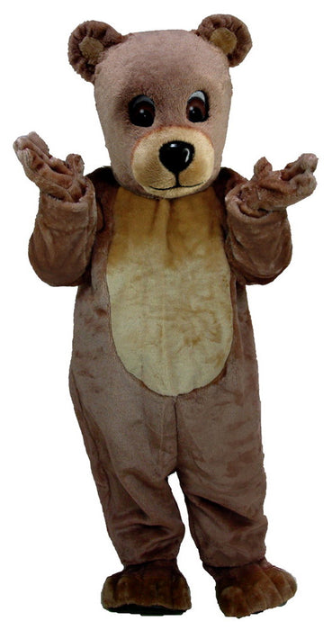 T0054 Teddy Bear Mascot Costume (Thermolite)
