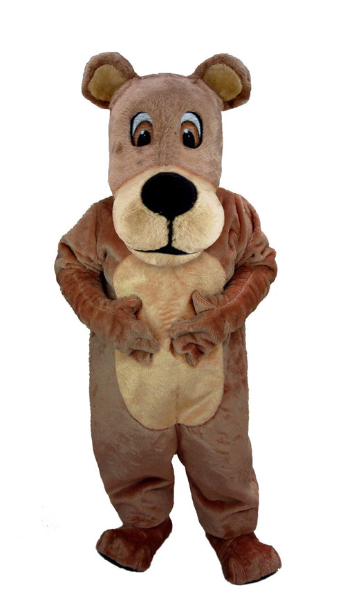 T0056 Teddy Brown Bear Mascot (Thermolite)