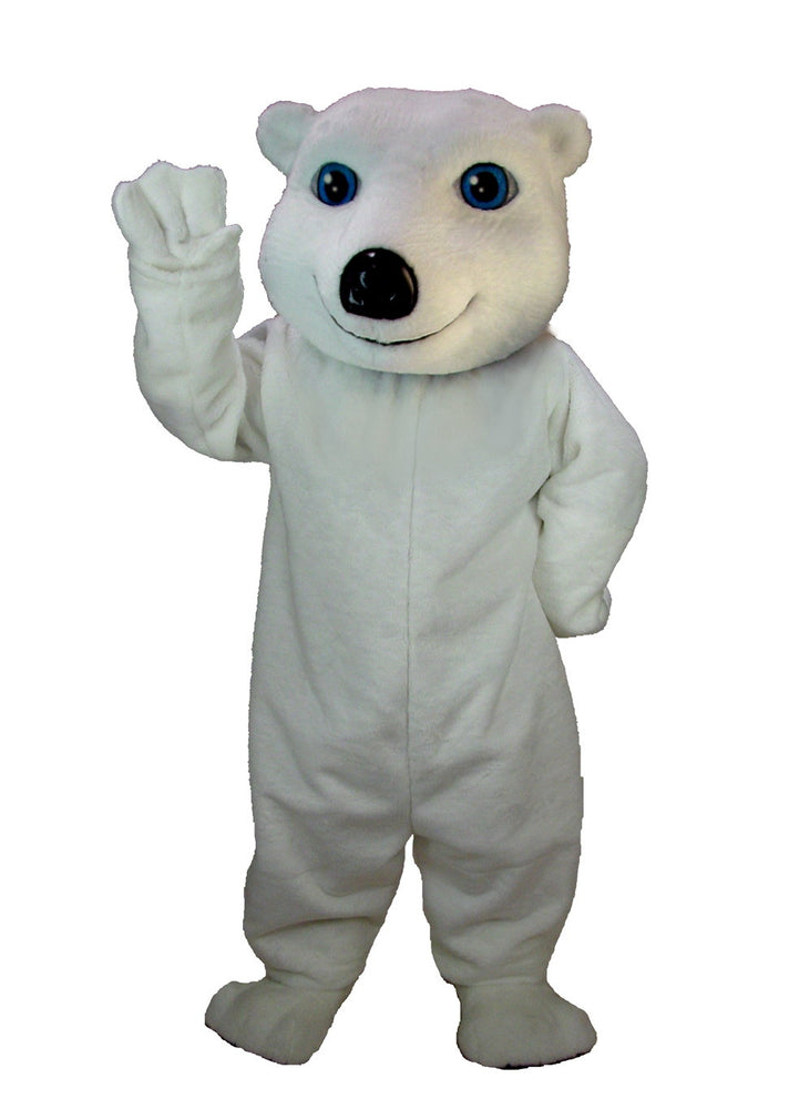 T0059 White Bear Mascot (Thermolite)