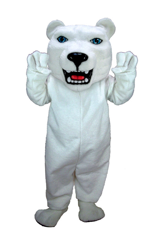 T0060 Polar Bear Mascot (Thermolite)