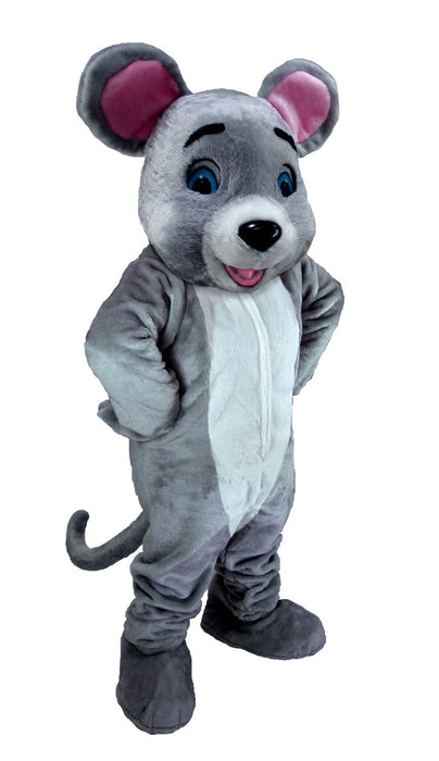 T0065 Happy Mouse Mascot Costume (Thermolite)