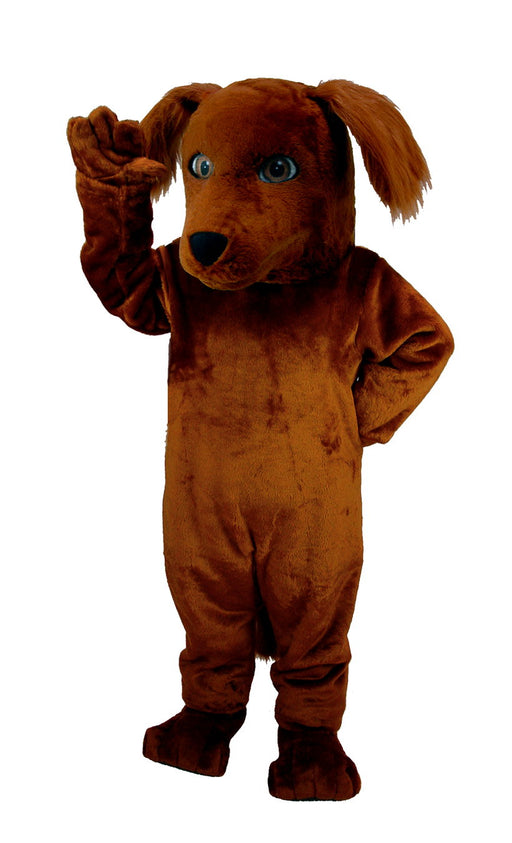 T0076 Irish Setter Dog Mascot Costume (Thermolite)