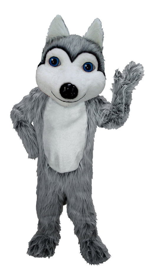 T0078 Friendly Husky Mascot Costume (Thermolite)