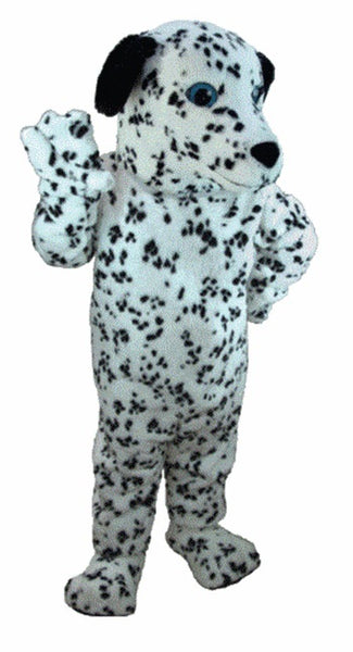 T0081 Dalmatian Dog Mascot Costume (Thermolite)