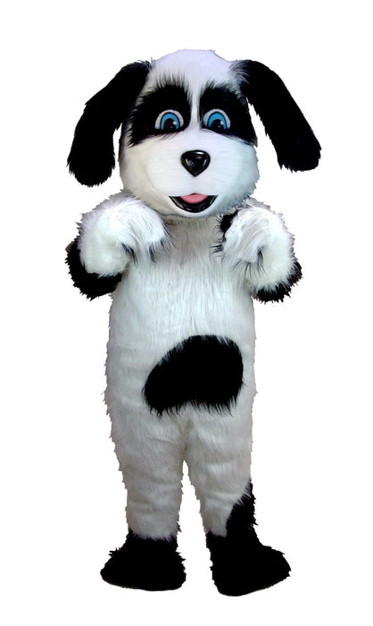 T0082 Sheepdog Mascot Costume (Thermolite)