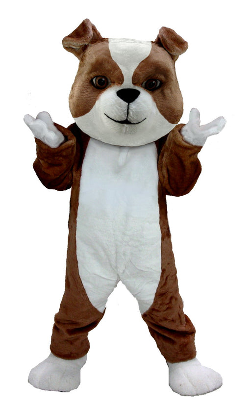 T0083 British Bulldog Mascot Costume (Thermolite)