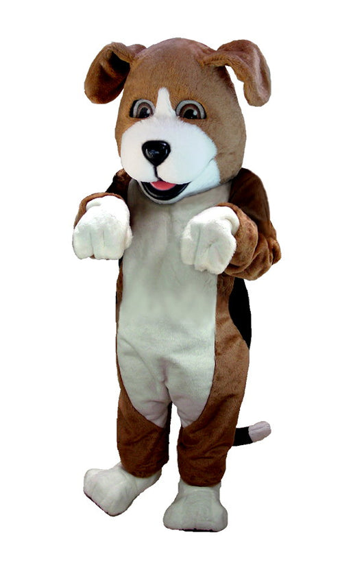 T0084 Beagle Dog Mascot Costume (Thermolite)