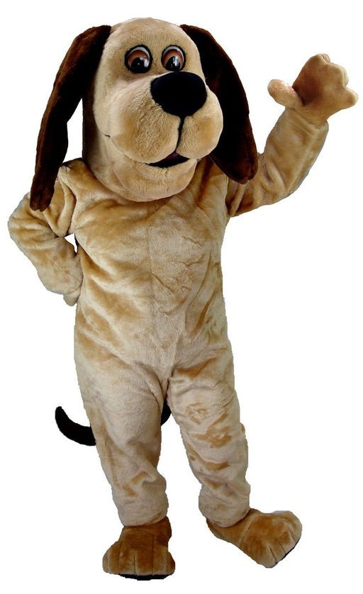 T0096 Tan Dog Mascot Costume (Thermolite)