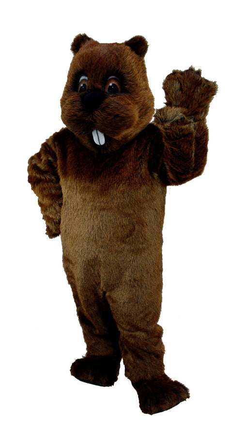 T0098 Woodchuck Mascot Costume (Thermolite)