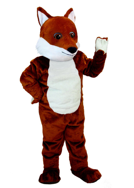 T0101 Fox Mascot Costume (Thermolite)