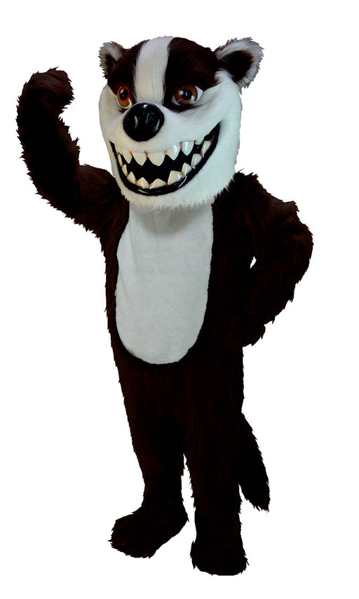 Badger Mascot Costume (Thermolite) T0103 MaskUS
