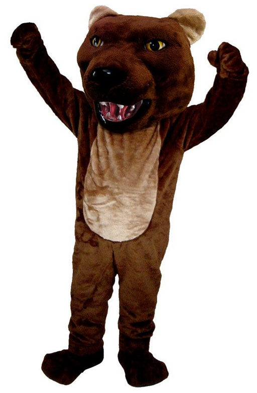 Bearcat Mascot Bear Cat Costume T0104 MaskUS