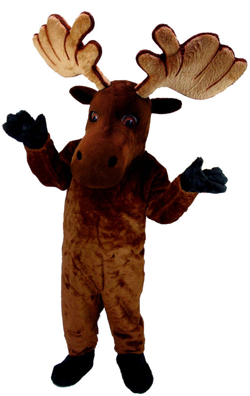 T0109 Moose Mascot Costume (Thermolite)