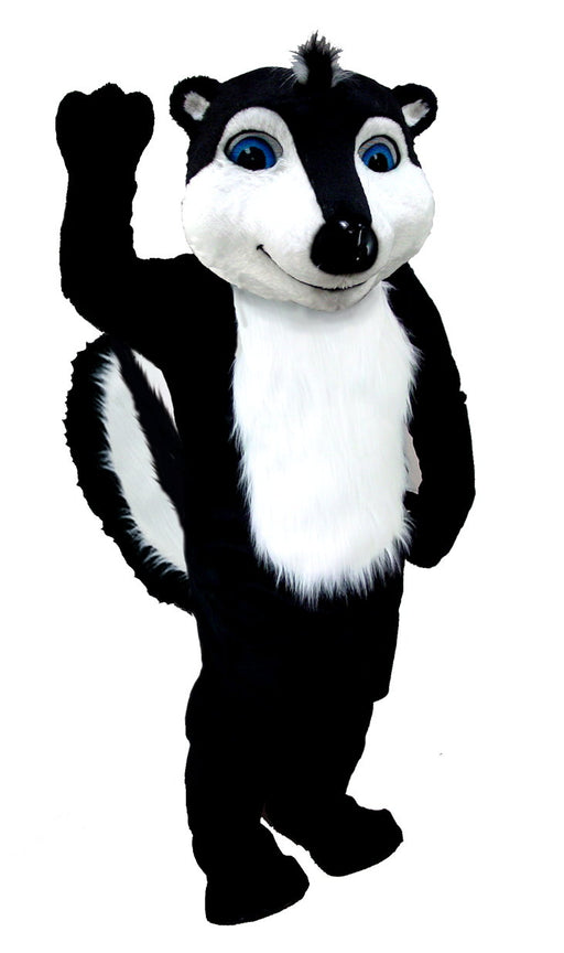 T0111 Skunk Mascot Costume (Thermolite)