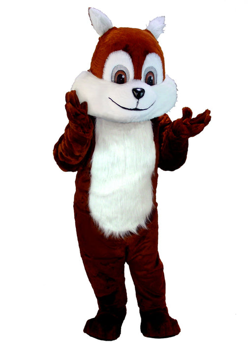 T0112 Chipmunk Mascot Costume (Thermolite)