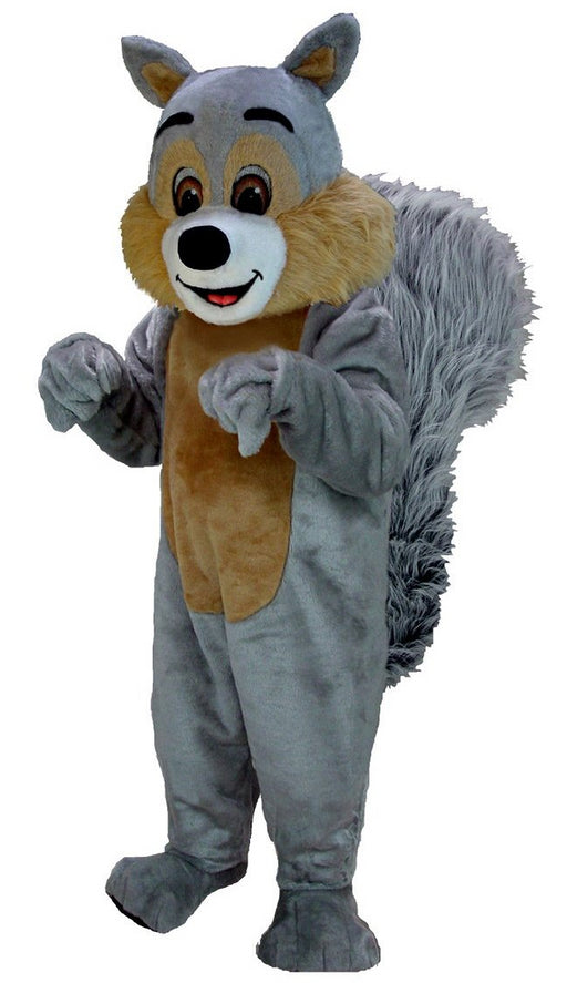 T0113 Squirrel Mascot Costume (Thermolite)