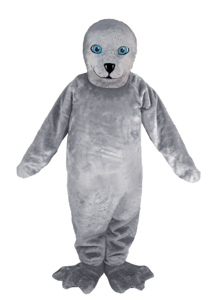 T0116 Grey Seal Mascot (Thermolite)
