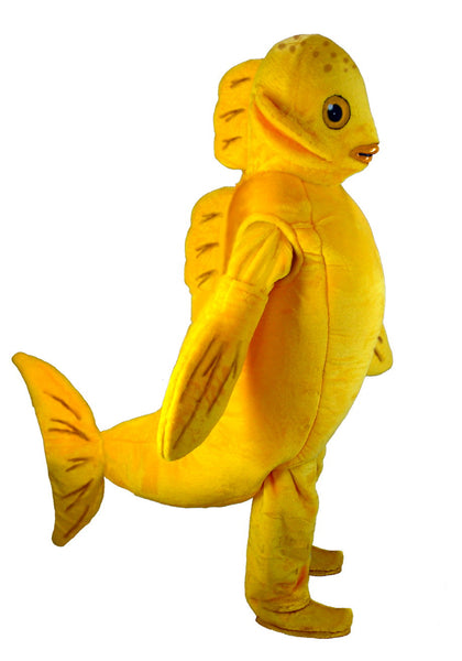 T0121 Deluxe Goldfish Mascot Costume (Thermolite)
