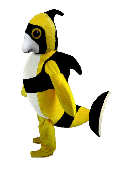Fish Costume Mascot Angel Fish Costume T0122 MaskUS