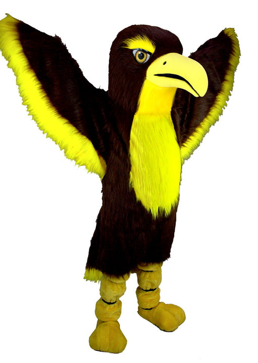 T0139 Hawk / Falcon Bird Mascot Costume (Thermolite)