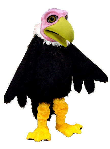 T0144 Vulture Bird Mascot Costume (Thermolite)