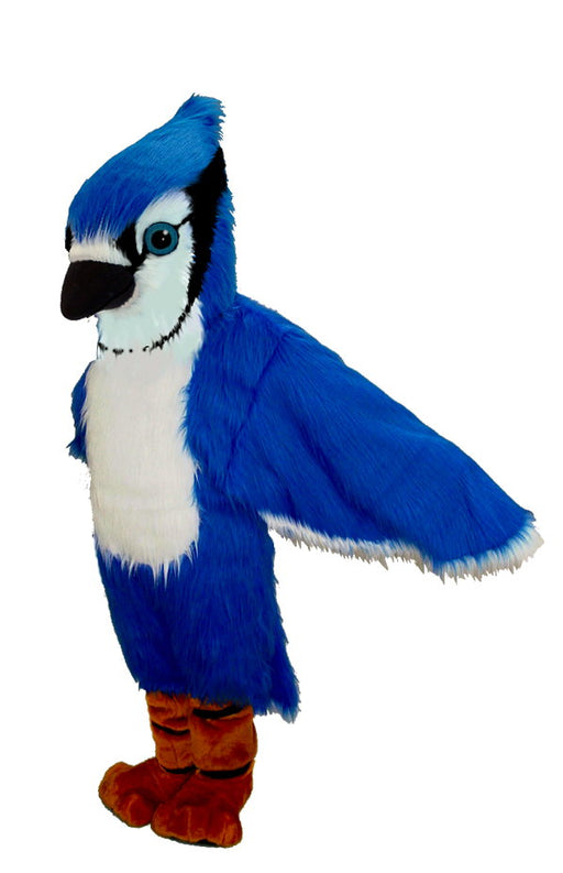 T0146 Blue Jay Bird Mascot Costume (Thermolite)