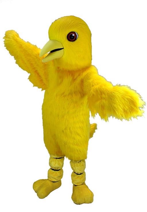T0148 Canary Bird Mascot Costume (Thermolite)
