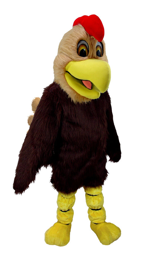 T0156 Rooster Mascot Bird Costume (Thermolite)