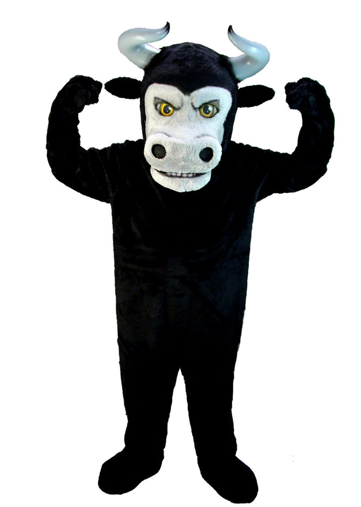 T0159 Fierce Bull Mascot Costume (Thermolite)