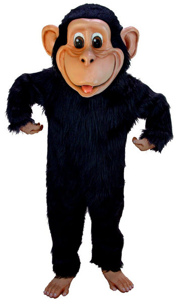 T0178 Chimp Mascot Costume (Thermolite)