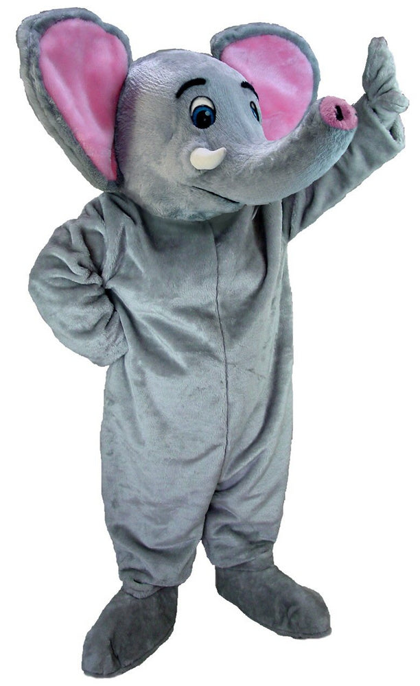 Asian Elephant Mascot Costume T0183  (Thermolite)
