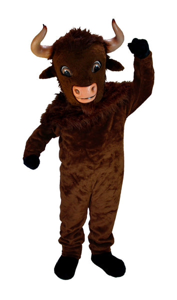 T0188 Bison Mascot Costume (Thermolite)