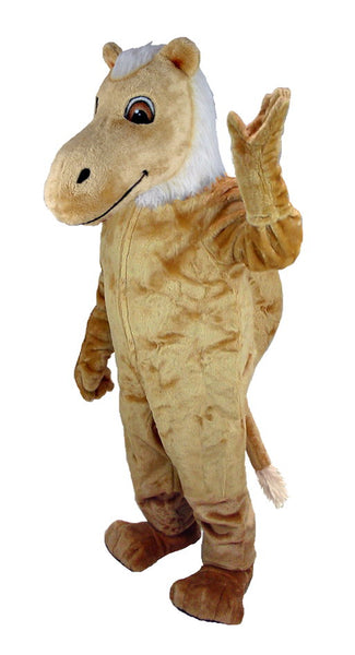 T0189 Camel Mascot Costume (Thermolite)