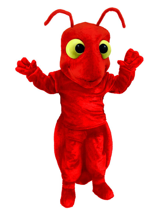 T0201 Red Fire Ant Mascot (Thermolite)