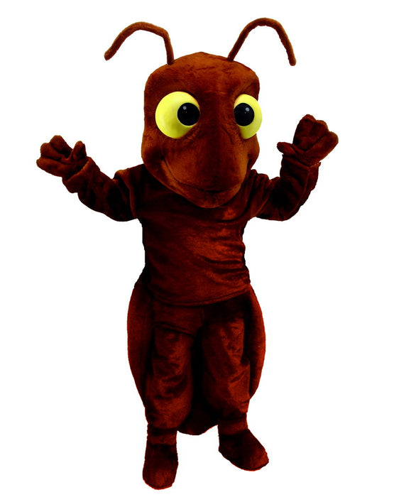 T0202 Rusty Ant Mascot (Thermolite)