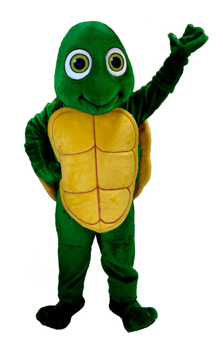 T0208 Happy Turtle Mascot Costume (Thermolite)