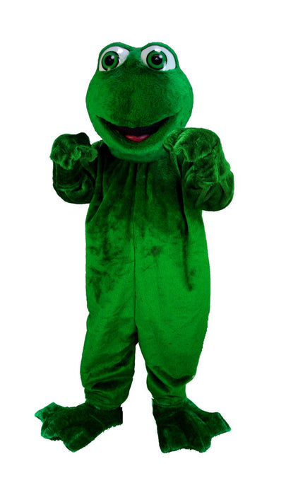 T0209 Frog Mascot Costume (Thermolite)