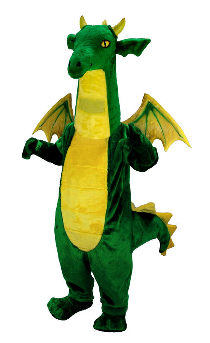 T0218 Fantasy Dragon Mascot Costume (Thermolite)