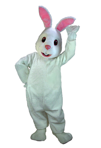T0219 Snow Bunny Mascot Costume (Thermolite)