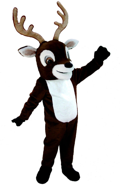 T0262 Reindeer Mascot Costume (Thermolite)