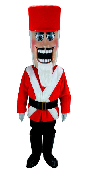 T0269 Nutcracker Mascot Costume (Thermolite)