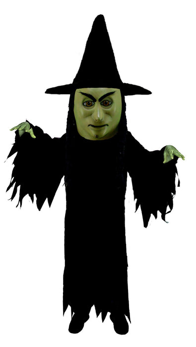 T0275 Witch Mascot Costume (Thermolite)