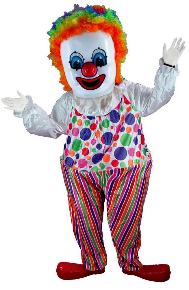 T0281 Clown Mascot Costume (Thermolite)