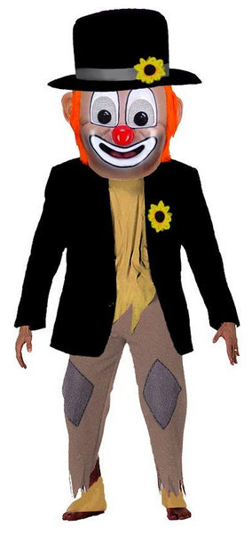 T0287 Hobo Clown Mascot Costume (Thermolite)