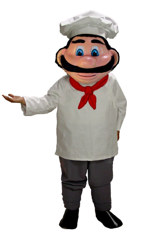 T0294 Chef Mascot Costume (Thermolite)